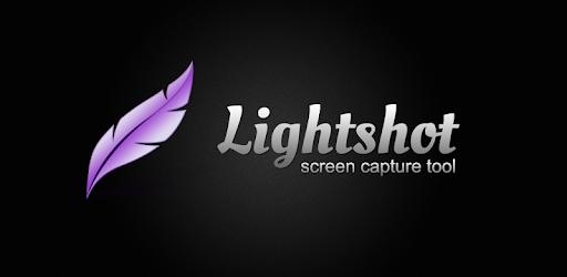 Minha ferramenta para screenshot: Lightshot